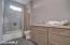 guest bathroom, upstairs