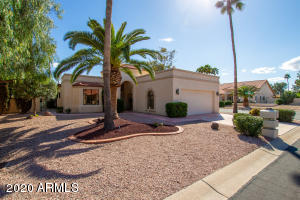 10827 E CHESTNUT Drive, Sun Lakes, AZ 85248