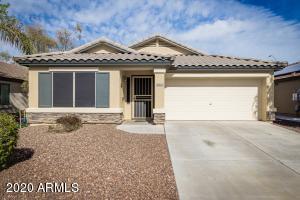 16058 W BARTLETT Avenue, Goodyear, AZ 85338