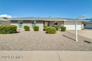 10515 W KINGSWOOD Circle, Sun City, AZ 85351