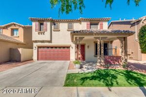 1752 S FALCON Drive, Gilbert, AZ 85295