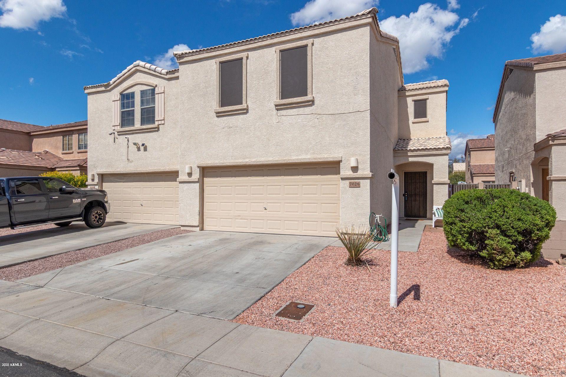 Photo of 7026 W MERCER Lane, Peoria, AZ 85345