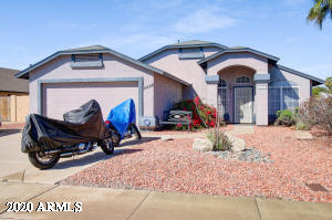 This home offers you 3 bedrooms + den, 2 full baths, over 1600 square feet, separate living & dining areas, family room w/fireplace, upgraded kitchen w/granite, large lot with no HOA. A must see home!