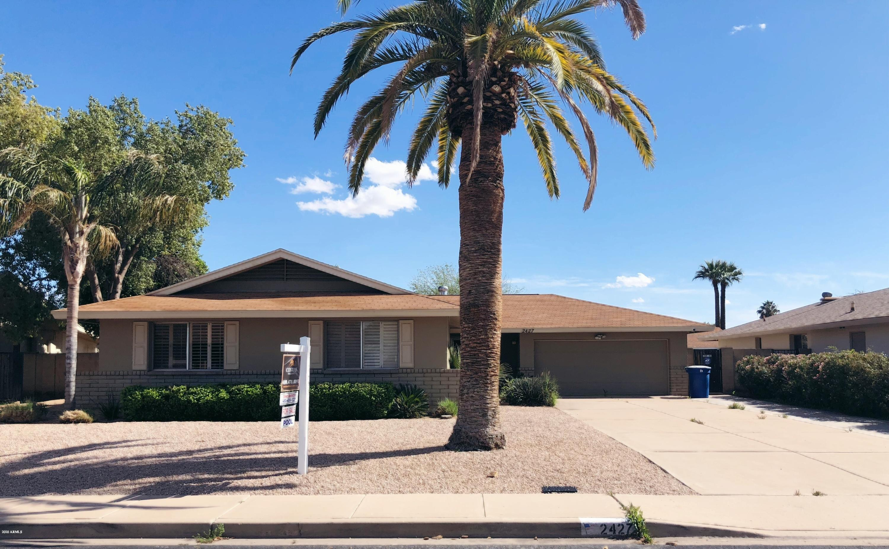 Photo of 2427 E DEL RIO Drive, Tempe, AZ 85282
