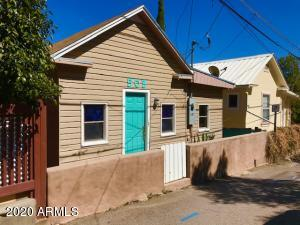 503 BROPHY Avenue, Bisbee, AZ 85603