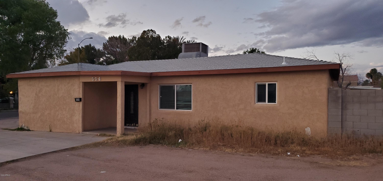 Photo of 554 W UNIVERSITY Drive, Mesa, AZ 85201