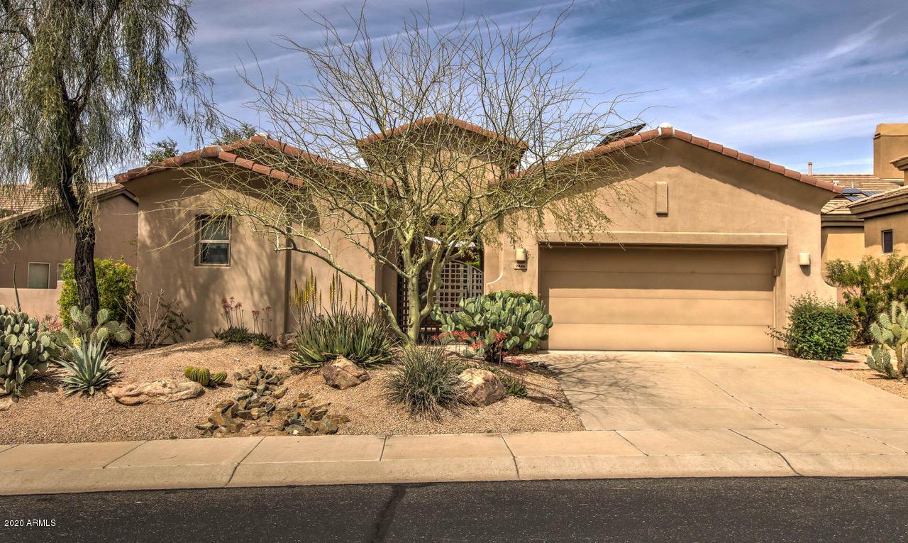 Photo of 7446 E RUSSET SKY Drive, Scottsdale, AZ 85266