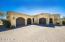Large paver driveway. 3-car garage.