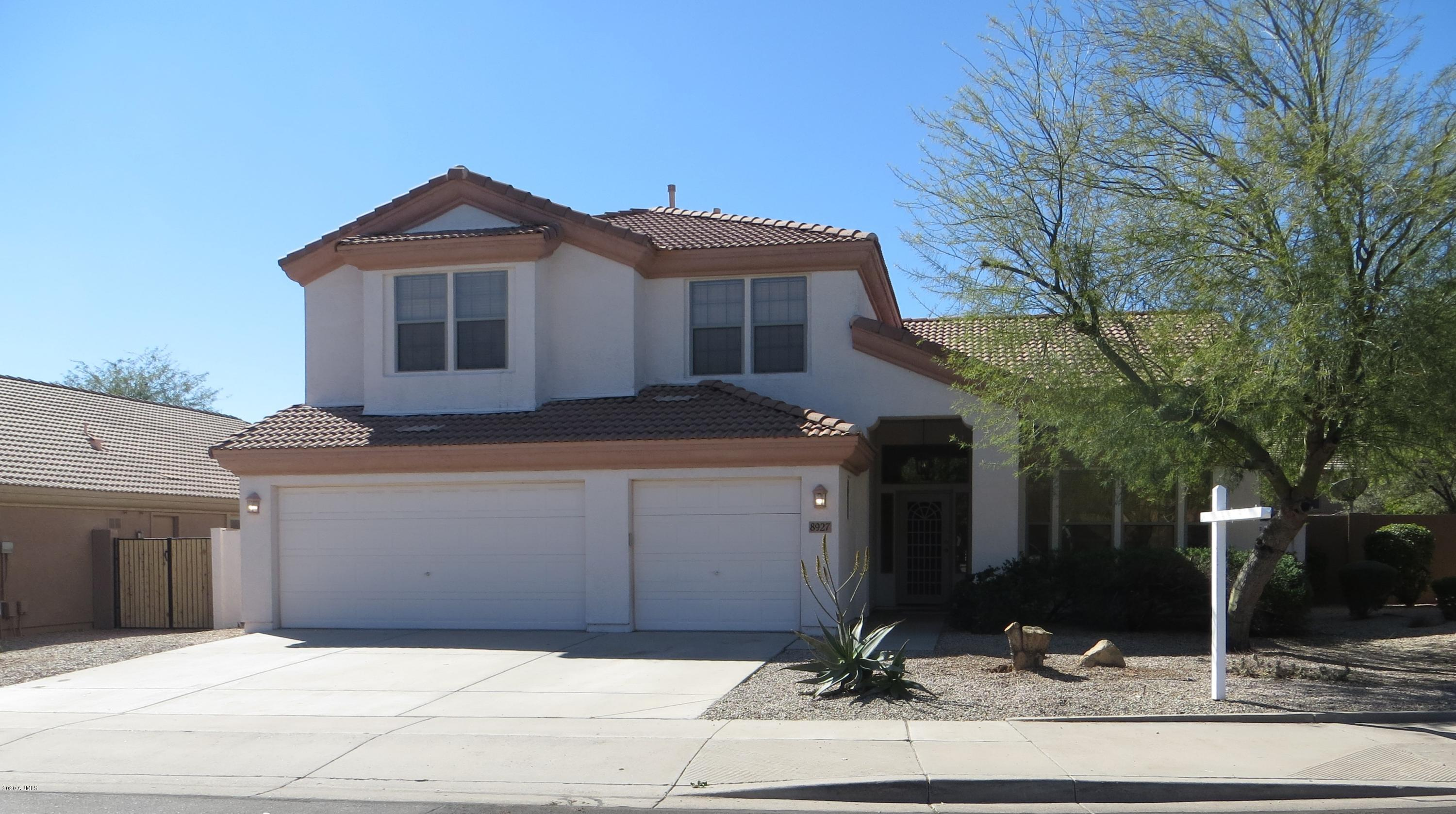 Photo of 8927 E HOBART Street, Mesa, AZ 85207