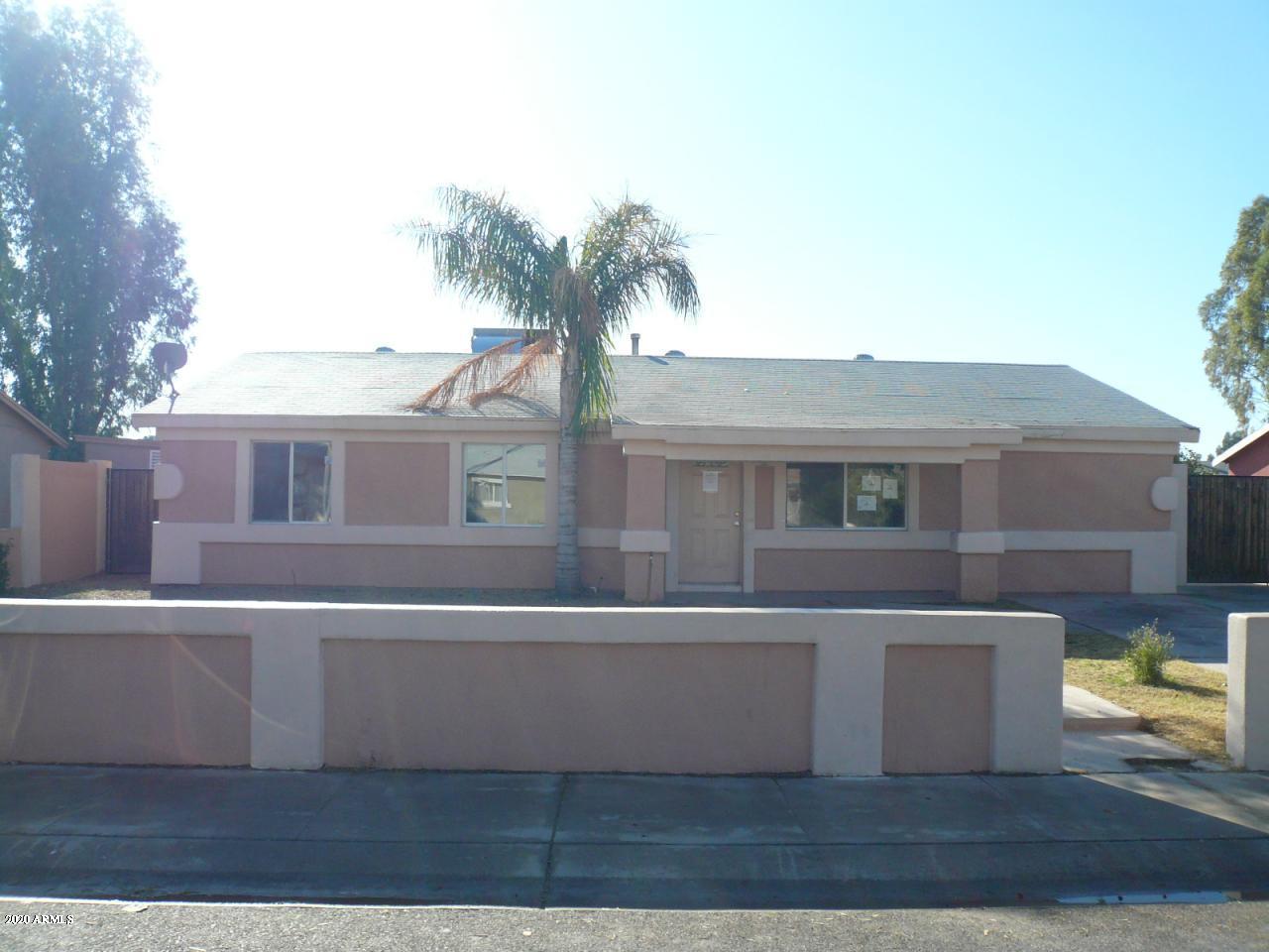 Photo of 7225 W MACKENZIE Drive, Phoenix, AZ 85033