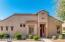 Front View of this Tuscan style Unit in Rancho Del Ray