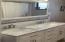 guest bath dual vanity