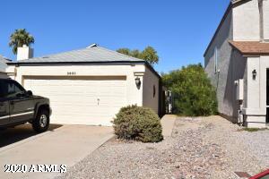 3930 W Whispering Wind Drive, Glendale, AZ 85310