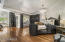 Elegant, spacious and inviting Master Suite with private balcony