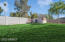 **This is what the backyard could look like with grass