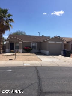 Photo of 12459 N PABLO Street, El Mirage, AZ 85335
