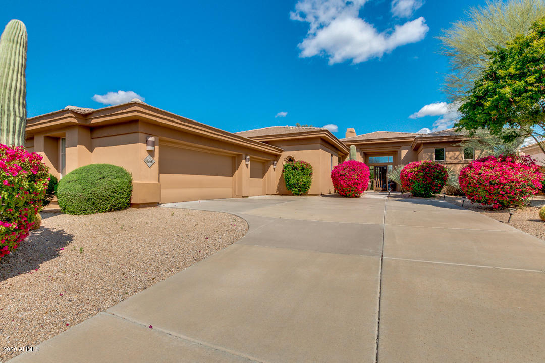 Photo of 7766 E FLEDGLING Drive, Scottsdale, AZ 85255