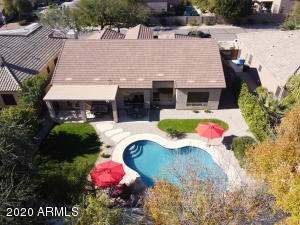 WHAT A SETTING! BEST DEAL IN SCOTTSDALE!