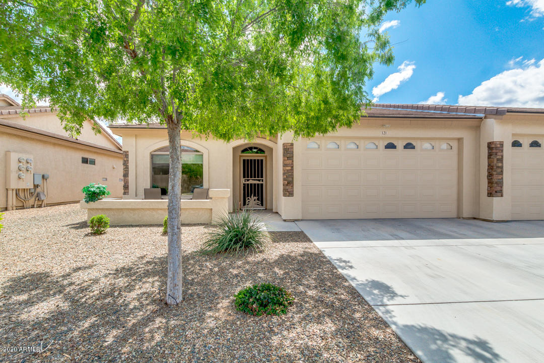 Photo of 10960 E MONTE Avenue #121, Mesa, AZ 85209
