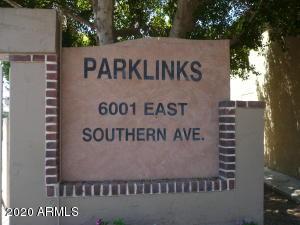 6001 E SOUTHERN Avenue, 71, Mesa, AZ 85206