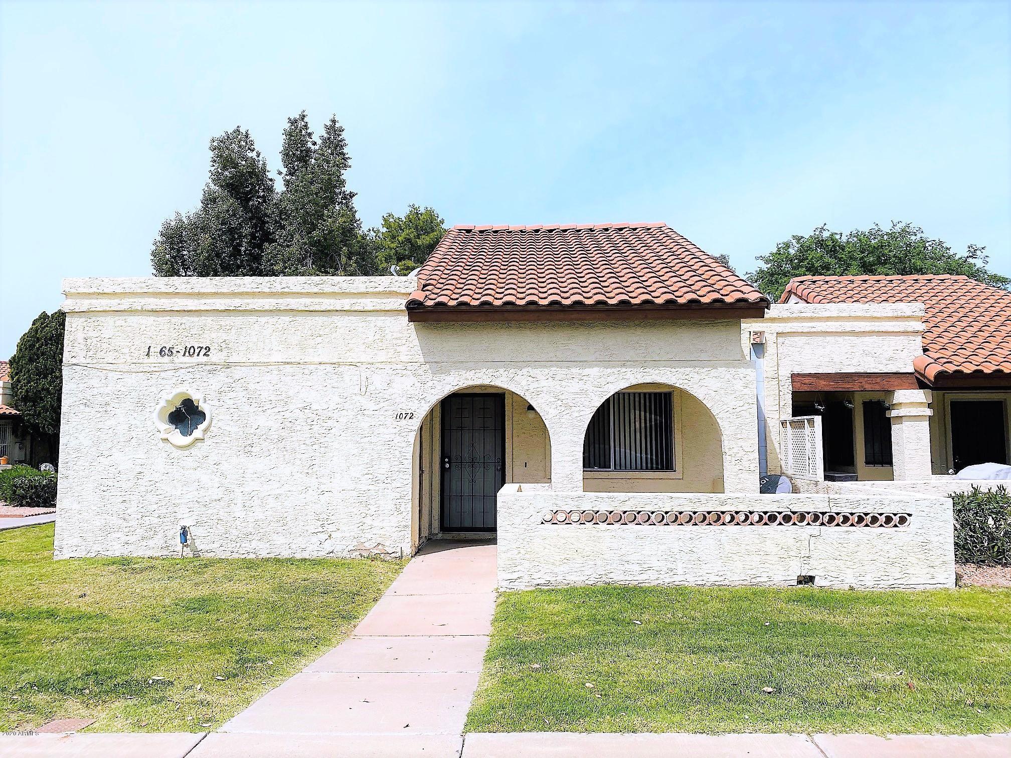 Photo of 5136 E EVERGREEN Street #1072, Mesa, AZ 85205