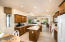 Fabulous Kitchen Opens out to Courtyard