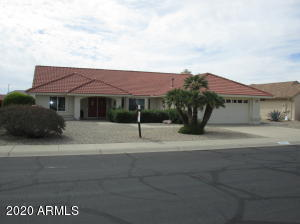 15005 W BLUE VERDE Drive, Sun City West, AZ 85375