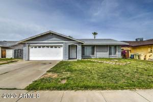 4708 W SOLANO Drive, Glendale, AZ 85301