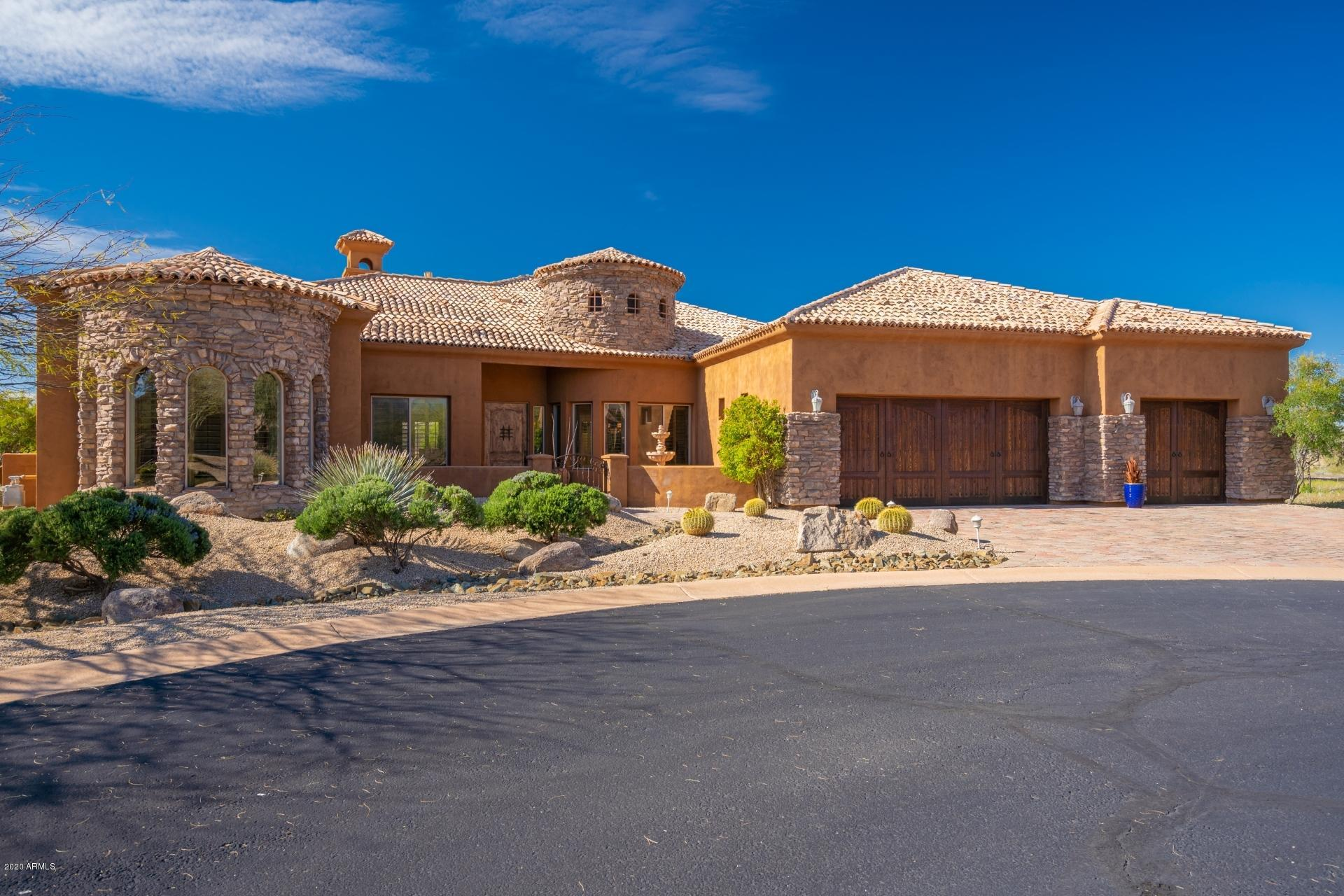 Photo of 9773 E GOLD BLUFF Road, Scottsdale, AZ 85262