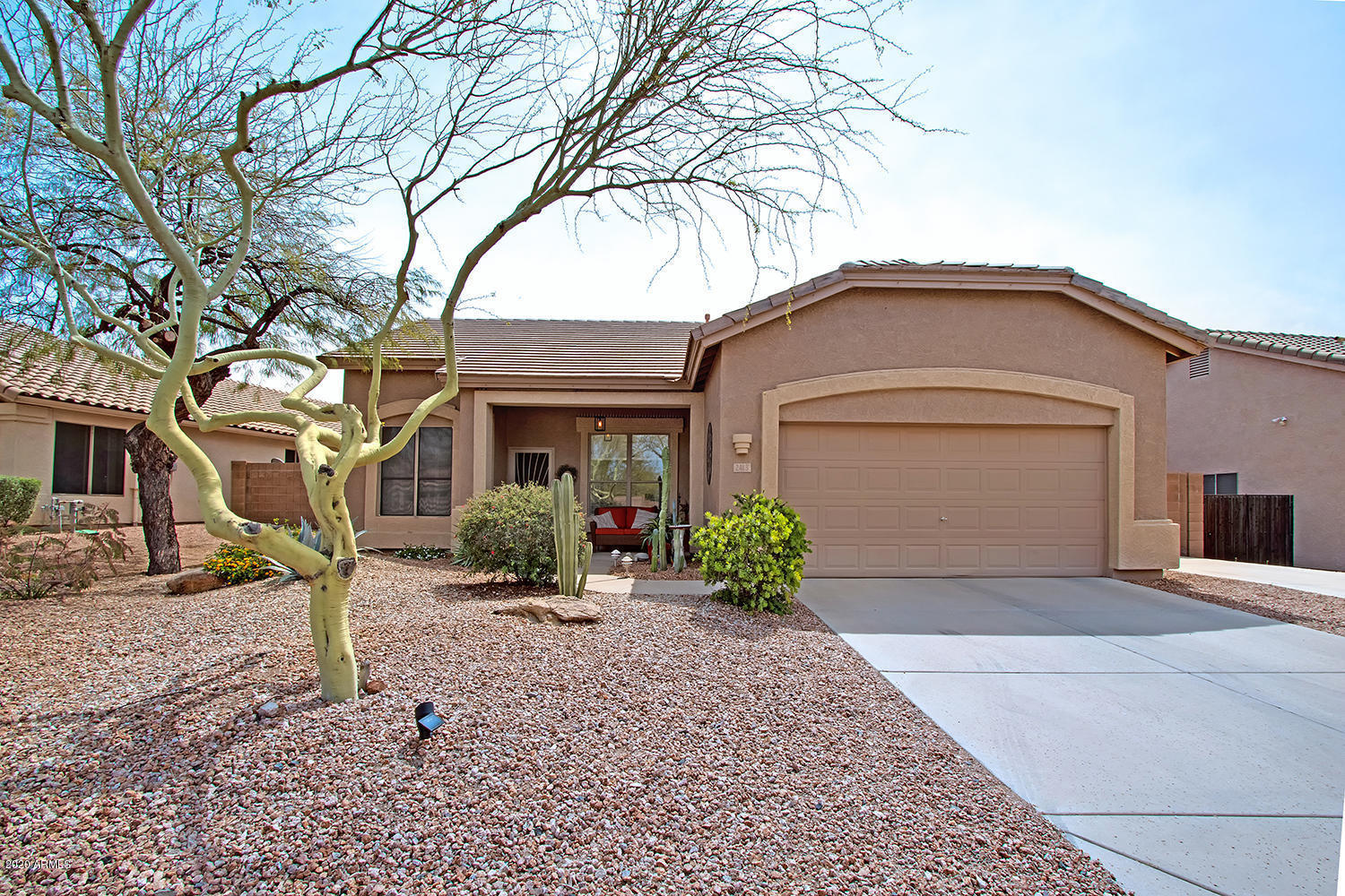Photo of 2413 N MALACHITE --, Mesa, AZ 85207
