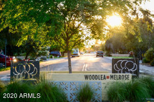 Highly sought after Melrose District