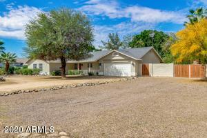 3/4 Acre Lot with RV Gate