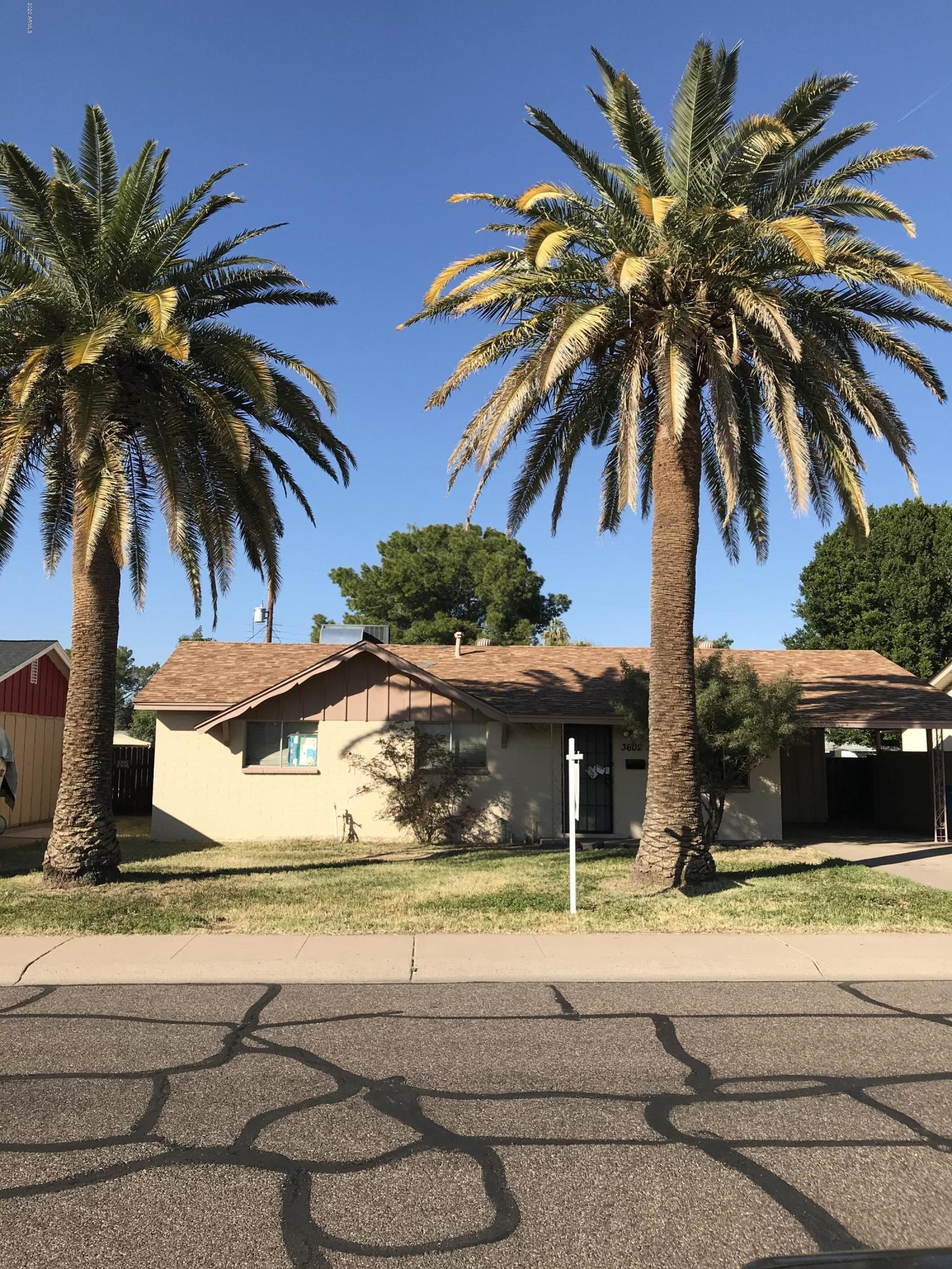 Photo of 3602 W EL CAMINITO Drive, Phoenix, AZ 85051