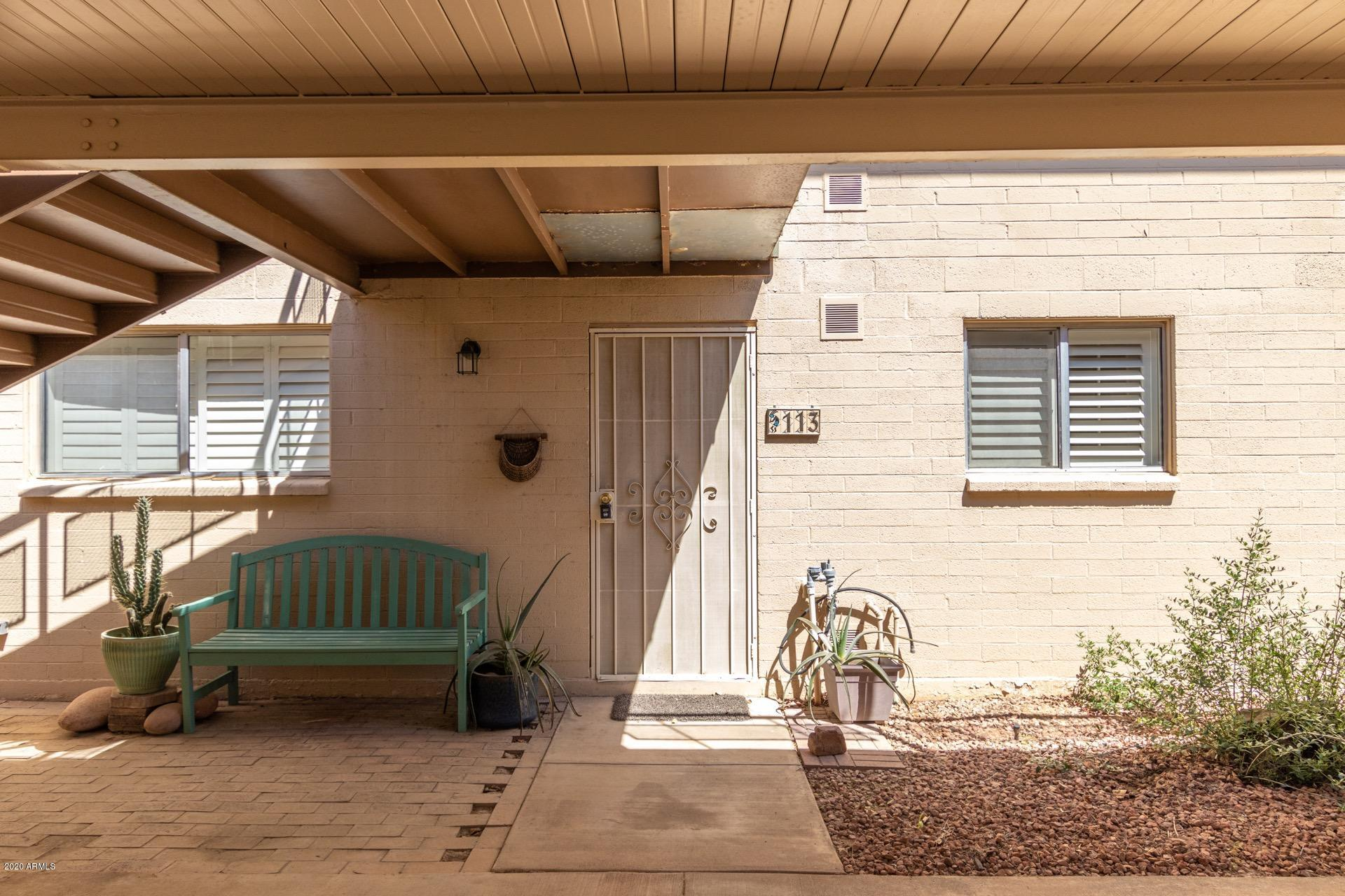 Photo of 808 N 82ND Street #F113, Scottsdale, AZ 85257