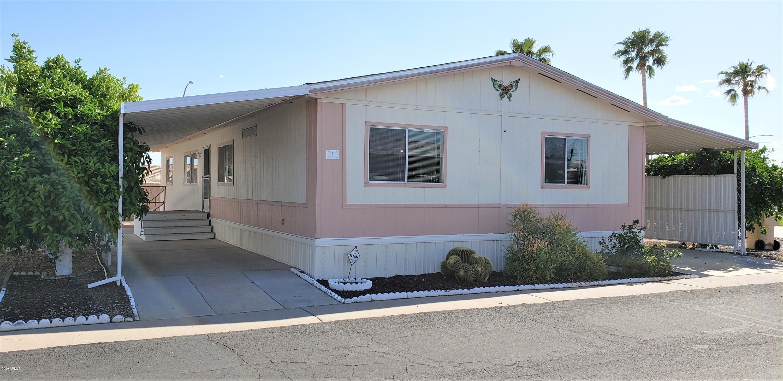 Photo of 301 S SIGNAL BUTTE Road #1, Apache Junction, AZ 85120