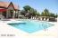 Enjoy the sun or swim in the pool.
