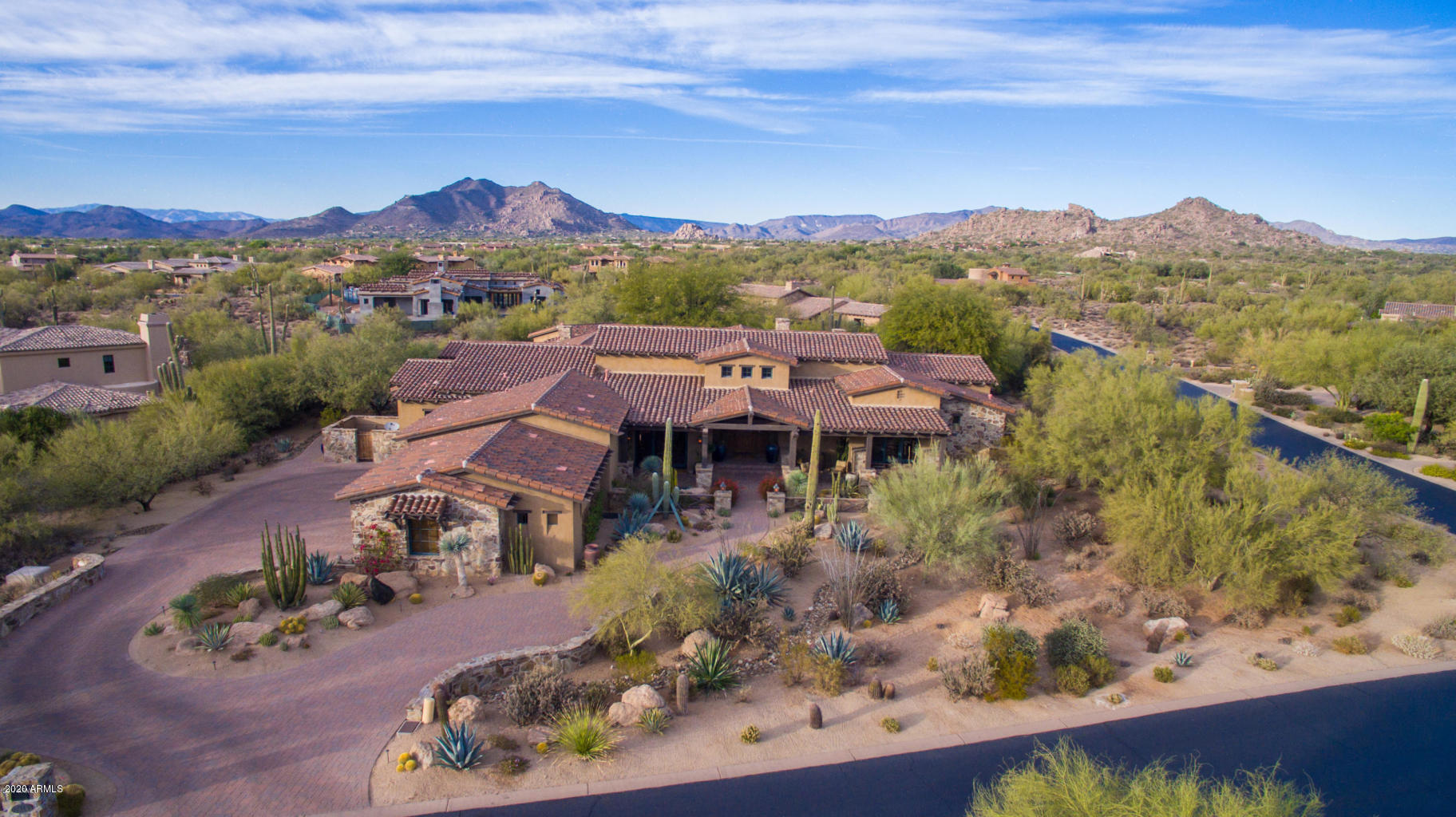 Photo of 7414 E LOWER WASH Pass, Scottsdale, AZ 85266
