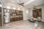 Beautiful kitchen and ample living space in the attached guest casita.