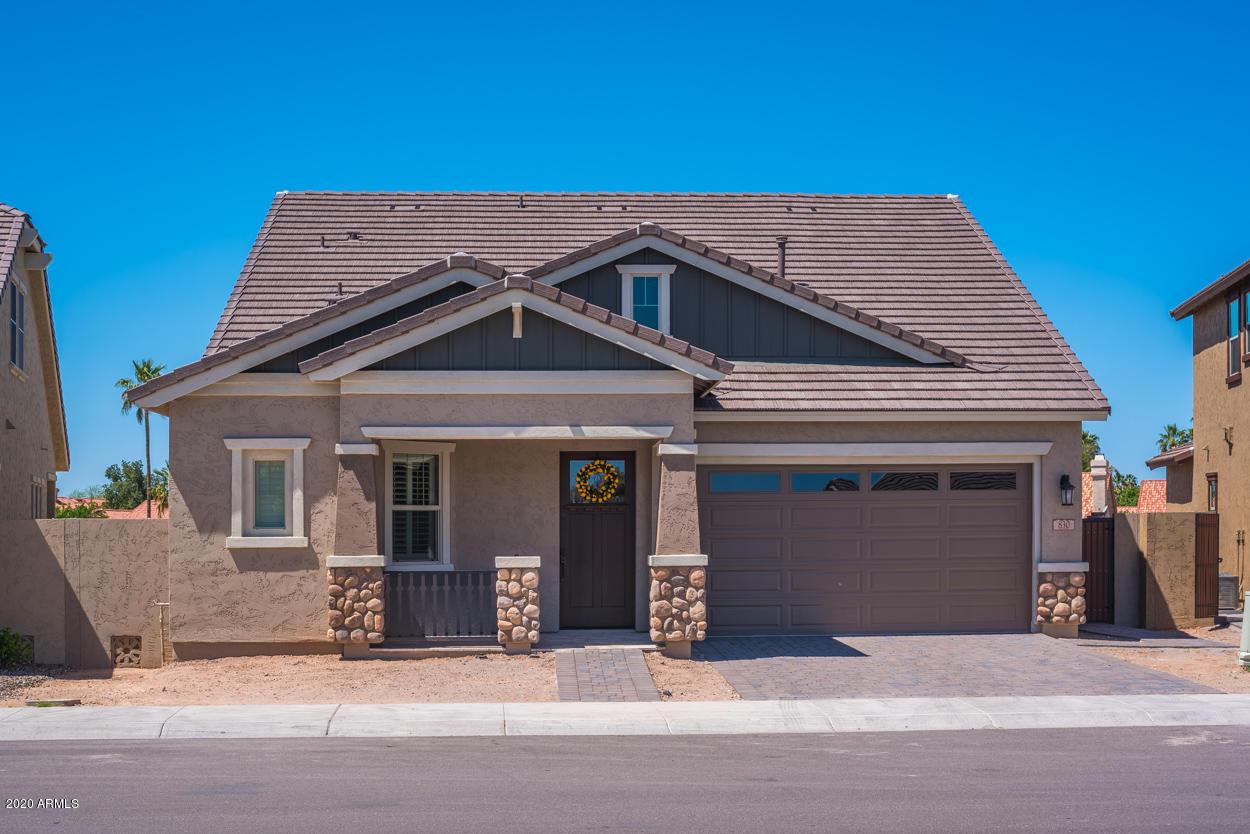 Photo of 830 S EDITH Drive, Chandler, AZ 85225