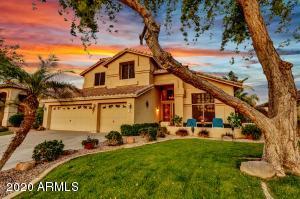 3411 S VINE Street, Chandler, AZ 85248