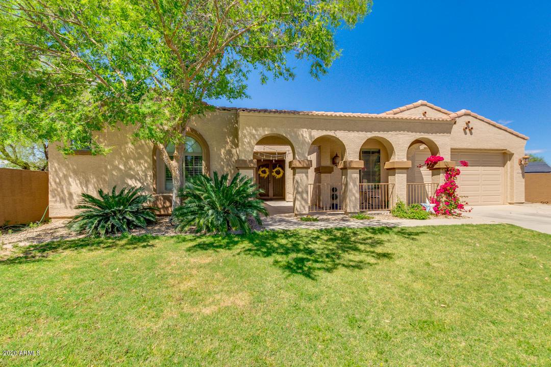 Photo of 21718 E CHERRYWOOD Drive, Queen Creek, AZ 85142