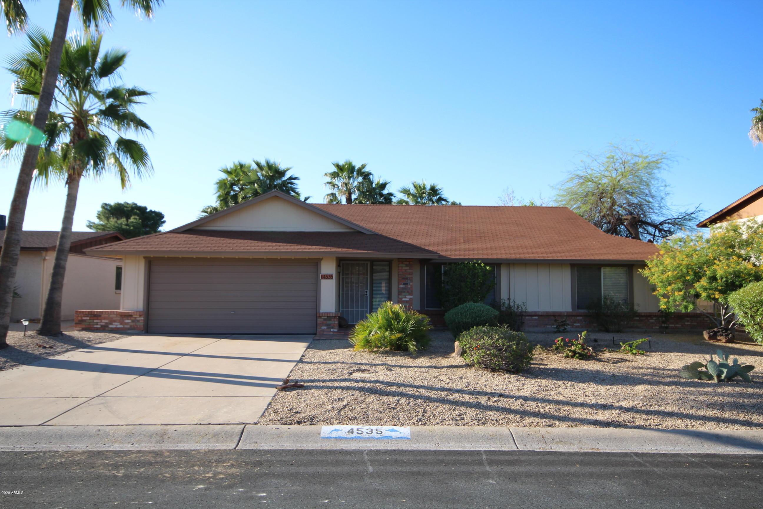 Photo of 4535 W BLUEFIELD Avenue, Glendale, AZ 85308