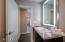 3rd Bathroom vanity & entry
