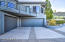 3 car garage with 2 extra large storage areas that are air conditioned!