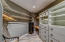 Grand master closet