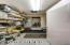 Air conditioned storage in garage