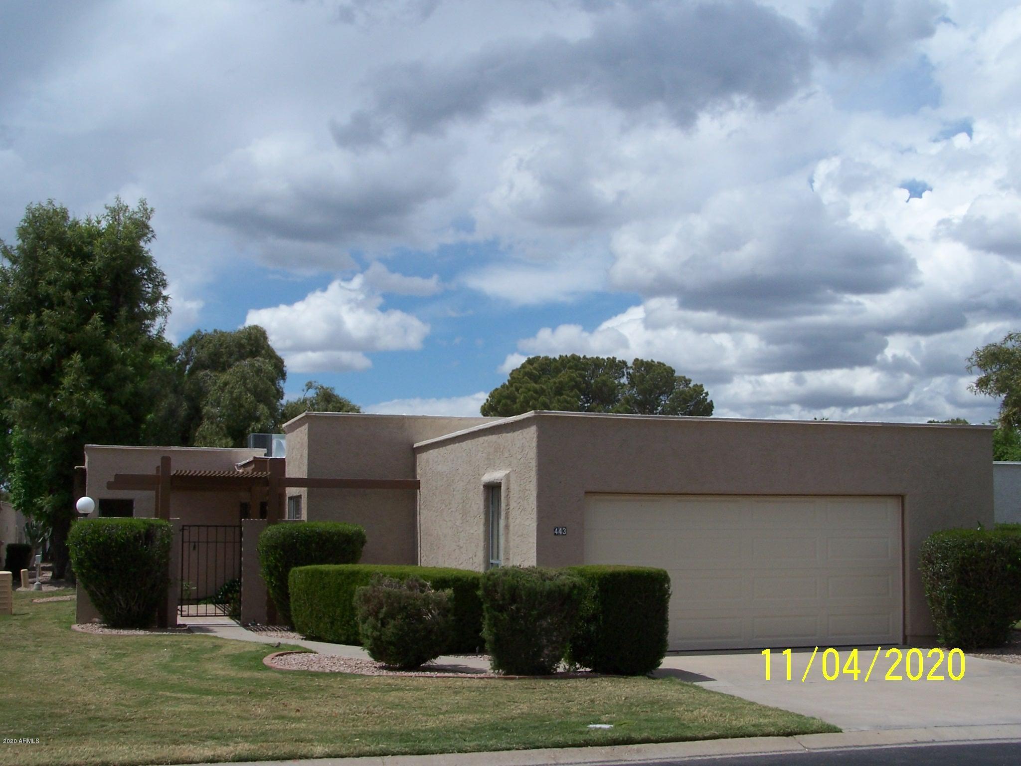 Photo of 443 LEISURE WORLD --, Mesa, AZ 85206