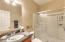 GUEST FULL BATHROOM WITH GANITE COUNTER TOP