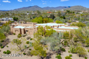 Charming Authentic Southwestern Home with wonderful cul-de-sac location