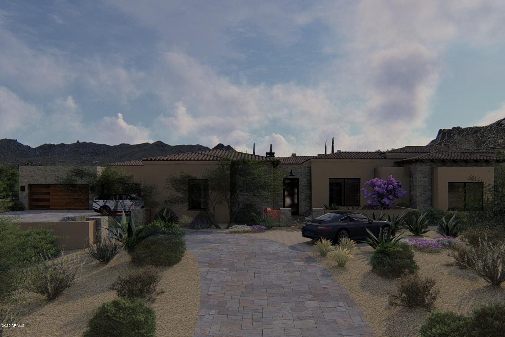 Photo of 11699 E QUARTZ ROCK Road, Scottsdale, AZ 85255